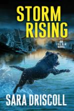 Storm Rising (series FBI K-9 #3), by Sara Driscoll (2018)